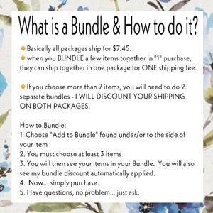 What is a Bundle?